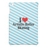 Amo patinaje sobre ruedas artístico