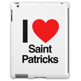amo patricks del santo funda para iPad