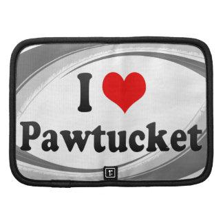 Amo Pawtucket, Estados Unidos Organizadores