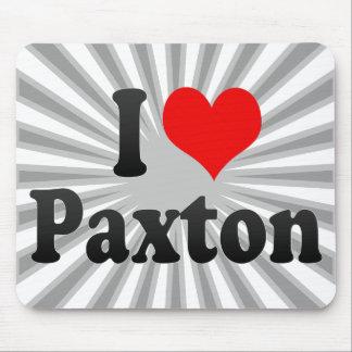 Amo Paxton Tapete De Ratón
