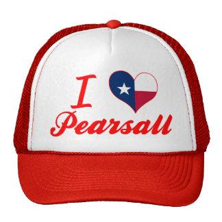 Amo Pearsall, Tejas Gorro De Camionero
