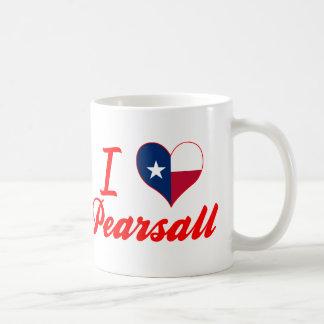 Amo Pearsall, Tejas Taza De Café
