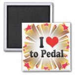 Amo Pedal Imanes Para Frigoríficos