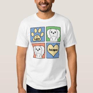 Amo Pekingese Camisas