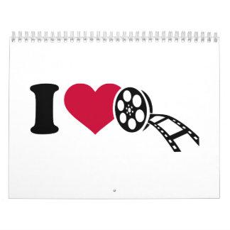 Amo películas calendarios
