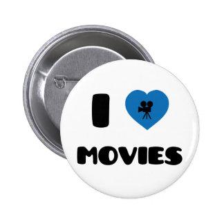 Amo películas pin redondo 5 cm