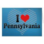 Amo Pennsylvania Tarjetas