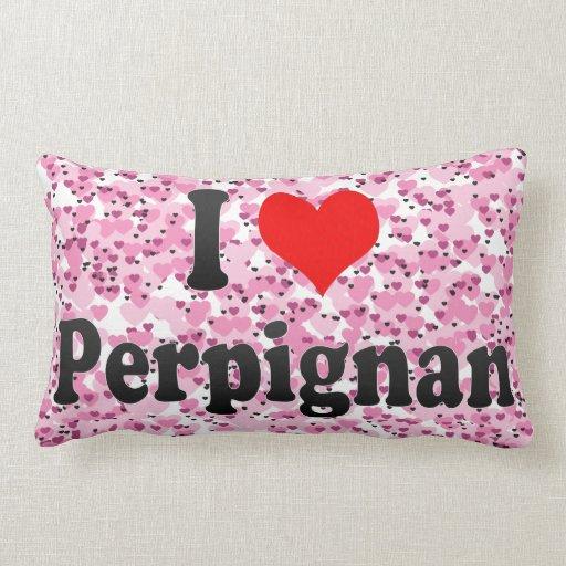 Amo Perpignan, Francia Cojin