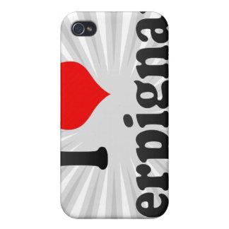 Amo Perpignan, Francia iPhone 4 Cárcasa