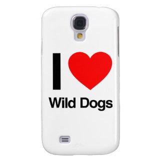 amo perros salvajes funda para galaxy s4