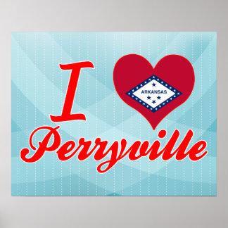 Amo Perryville, Arkansas Poster