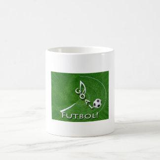 Amo personalizable del fútbol de Futbol Taza Clásica