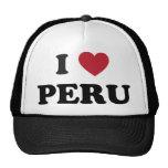 Amo Perú Gorras