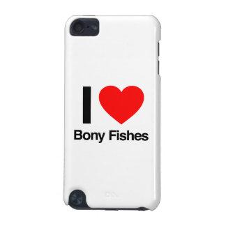 amo pescados huesudos funda para iPod touch 5G