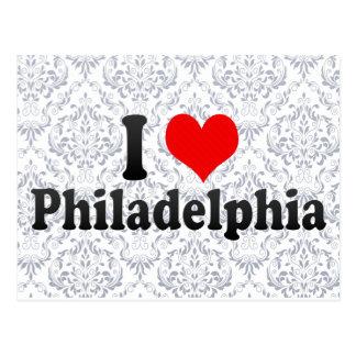 Amo Philadelphia, Estados Unidos Postal