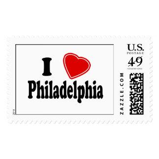 Amo Philadelphia Sellos