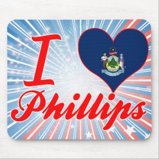 Amo Phillips Maine Alfombrilla De Raton
