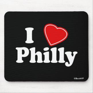 Amo Philly Tapete De Ratón
