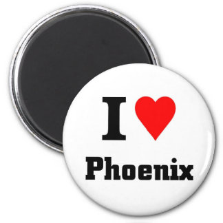 Amo Phoenix Imán De Frigorifico