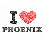 Amo Phoenix Postales