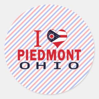 Amo Piamonte Ohio Etiquetas