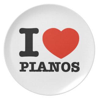 Amo pianos plato