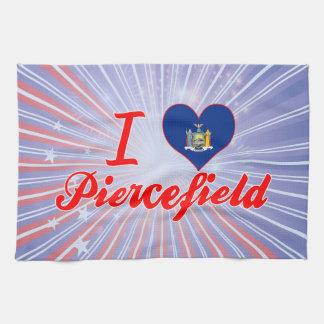 Amo Piercefield, Nueva York Toallas