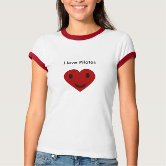 Amo Pilates Camisas