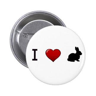 """""""Amo Pin de los conejos"""""""