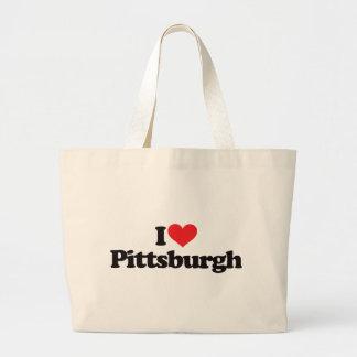 Amo Pittsburgh Bolsa