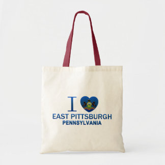 Amo Pittsburgh del este, PA Bolsas