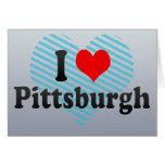 Amo Pittsburgh, Estados Unidos Felicitacion