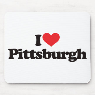 Amo Pittsburgh Mouse Pads