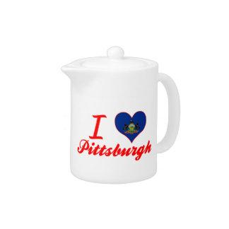 Amo Pittsburgh, Pennsylvania