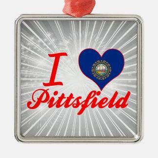 Amo Pittsfield, New Hampshire Adorno De Navidad