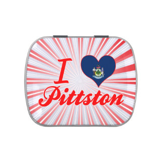 Amo Pittston, Maine Latas De Caramelos