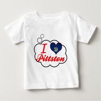 Amo Pittston, Maine Tshirt