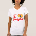 Amo Plainfield, New Jersey Camiseta