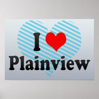 Amo Plainview Estados Unidos Poster