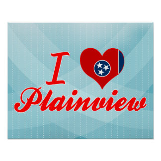 Amo Plainview Tennessee Poster