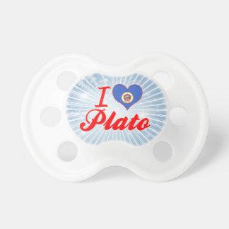 Amo Platón, Minnesota Chupetes De Bebe