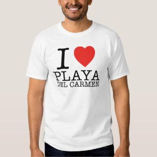 Amo Playa del Carmen Playera