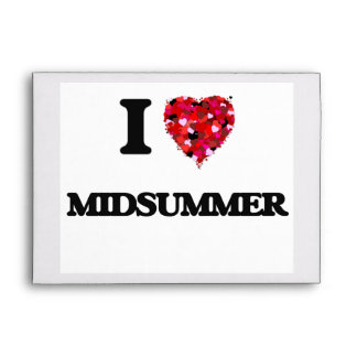 Amo pleno verano sobres