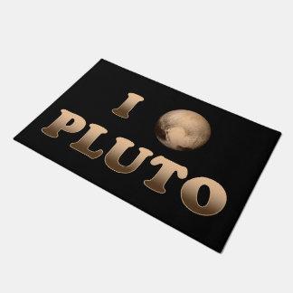 Amo Plutón Felpudo