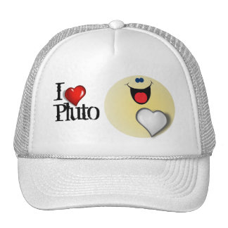 Amo Plutón Gorro