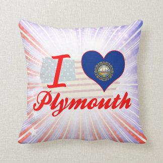 Amo Plymouth, New Hampshire Cojines