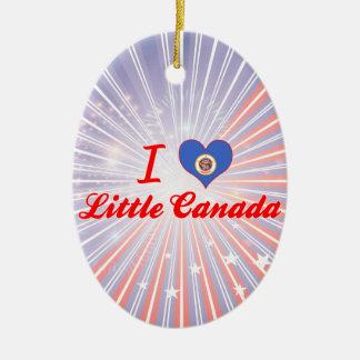 Amo poco Canadá, Minnesota Adornos