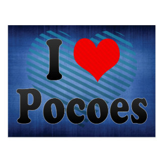 Amo Pocoes, el Brasil Postal