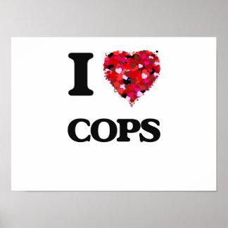 Amo polis póster