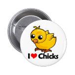 Amo polluelos pin